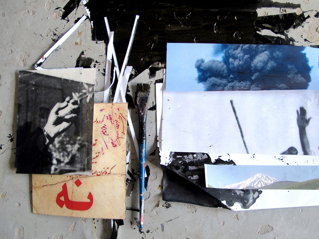 Shahrzad Changalvaee, 'It Won't Last #1', 2016, Center for Human Rights in Iran Benefit Auction