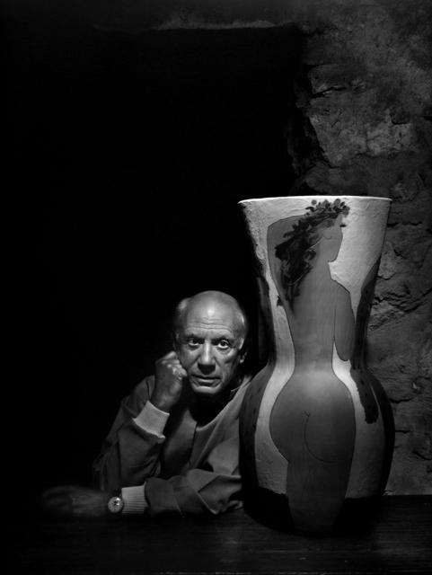 , 'Pablo Picasso,' 1954, Beetles + Huxley