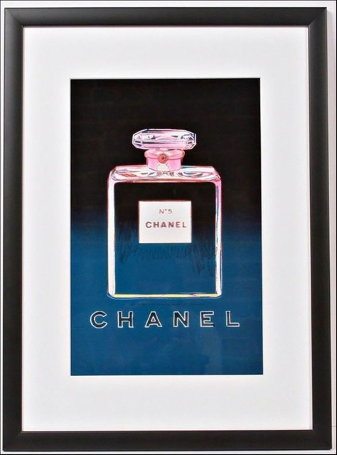Andy Warhol, '75th Anniversary of Chanel No. 5', 1997, Alpha 137 Gallery Auction