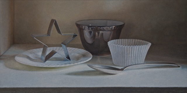 Lucy Mackenzie, 'Still Life with Cookie Cutter', 2008, Nancy Hoffman Gallery