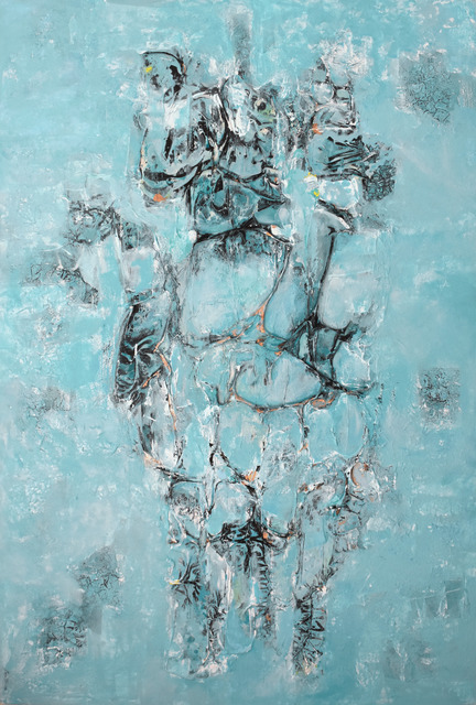 , 'Turquoise Dream,' , Cadogan Contemporary