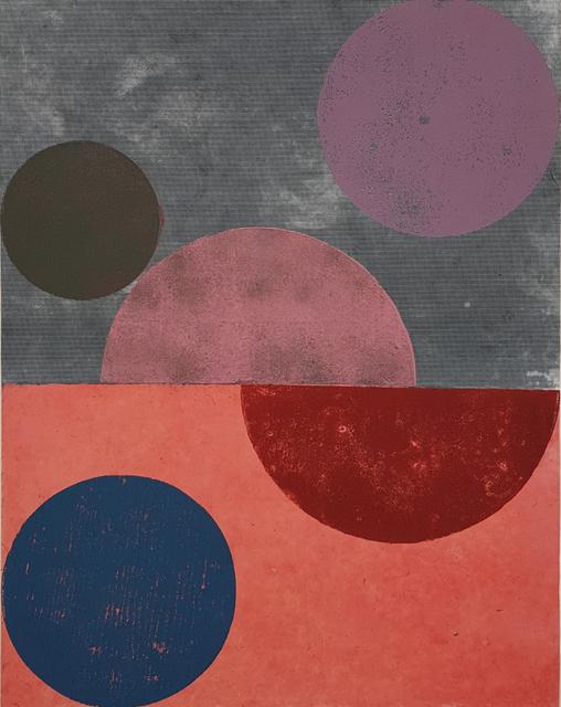 , 'o.T. (Voll und Ganz) ,' 2018, Galerie Heike Strelow