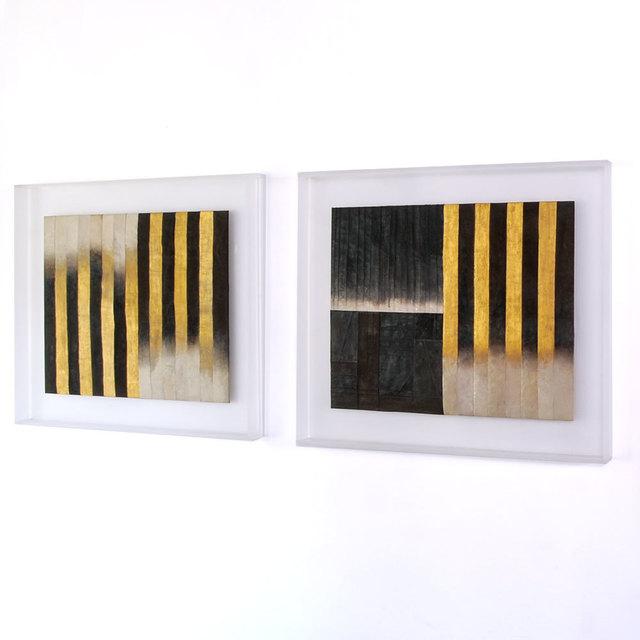 , 'New York Skyline I + II,' 2006, browngrotta arts
