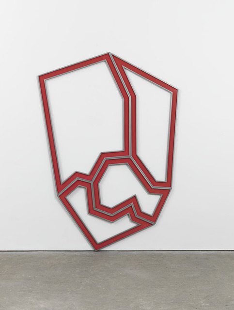 , 'Alphabet X,' 2015, Lisson Gallery
