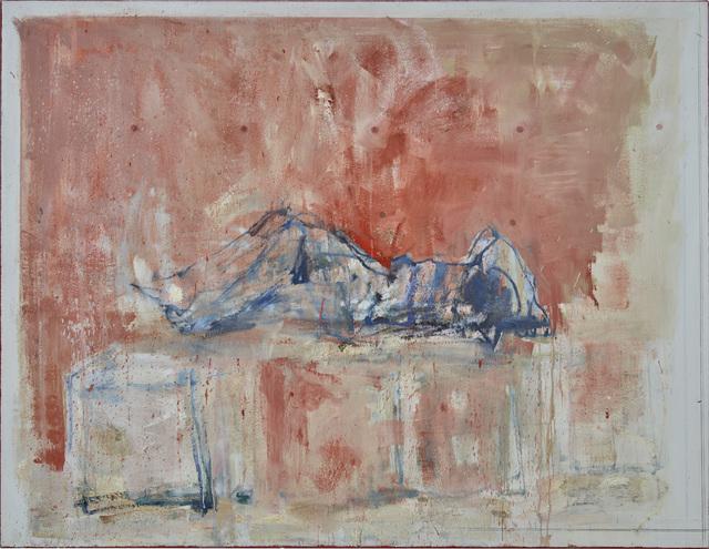 Cesare Lucchini, 'Ascensione', 2017, rosenfeld porcini
