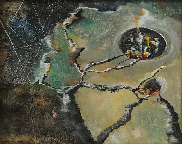 , 'Paysage Surrealiste,' 1939, Leila Heller Gallery