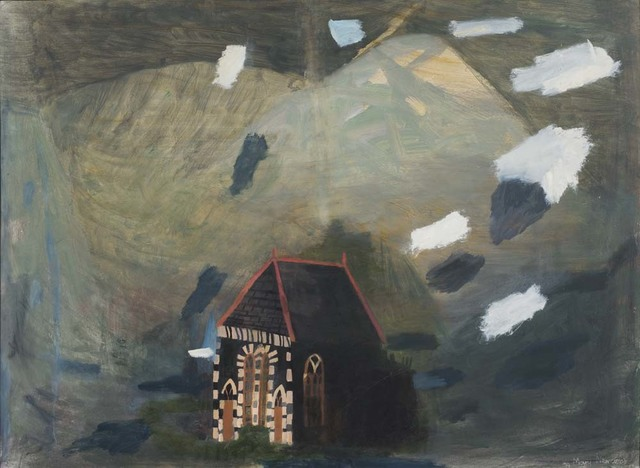 , 'The Welsh Chapel,' 1979, Crane Kalman Gallery