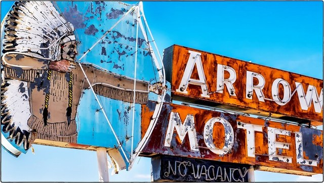 Gary Hodson, 'Arrow Motel ', 2016, Cerbera Gallery