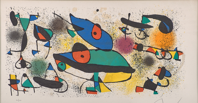 Joan Miró, 'Sculptures II', 1974, Rago