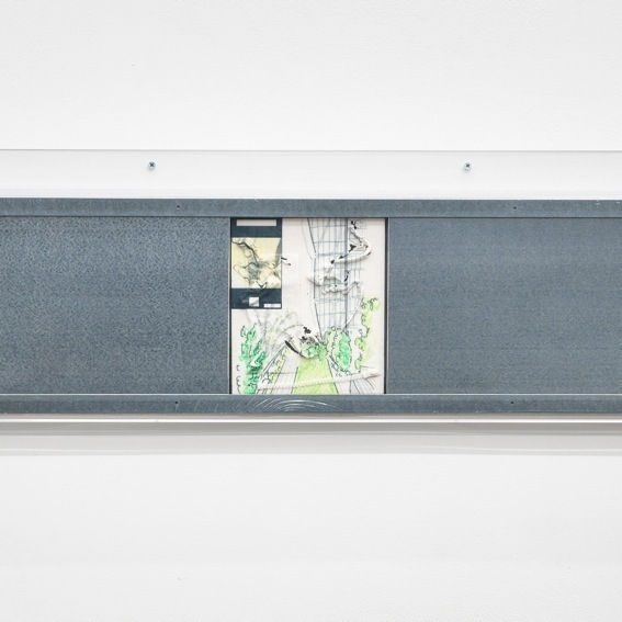 Ben Schumacher, 'The Portfolio #7', 2014, Sculpture, Shelf in original packaging, acrylic case, rapid prototype, Croy Nielsen