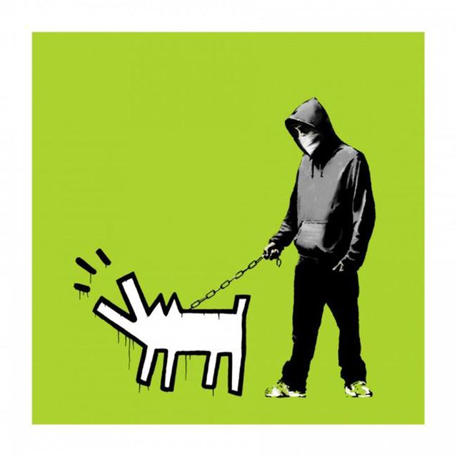 Banksy, 'Choose Your Weapon (Green)', 2010, Taglialatella Galleries