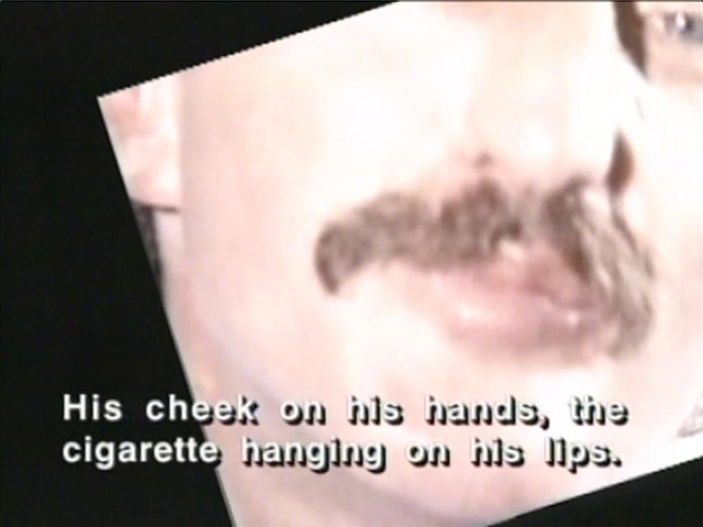 still from the video Insonia