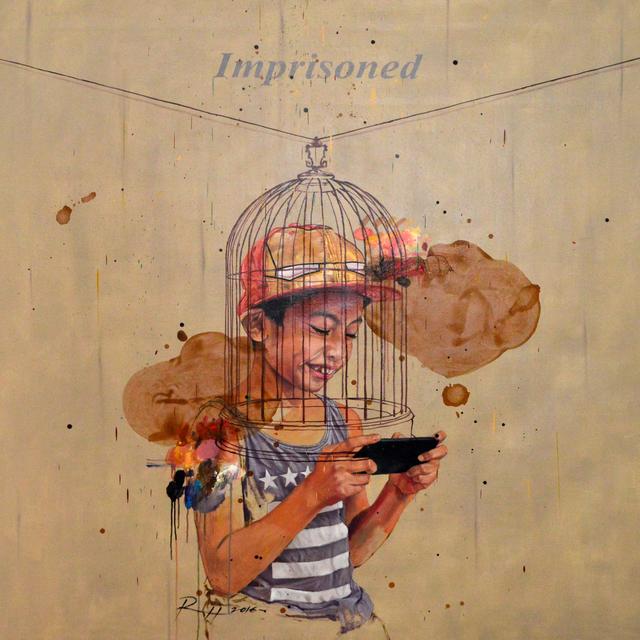 , 'Imprissoned,' 2016, Artemis Art