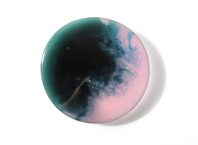 Sauli Suomela, 'Solid liquid bowl pink & green ', 2019, Galleria G12