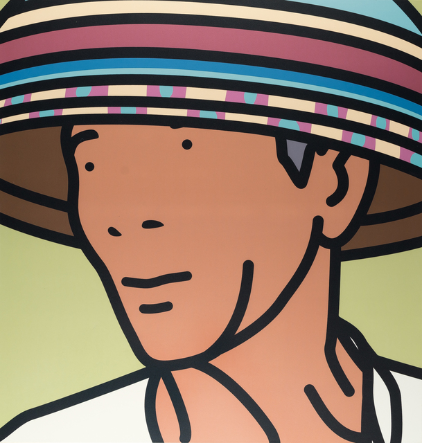 , 'KOMANG (Beach vendor),' 2002, Galleria Alfieri