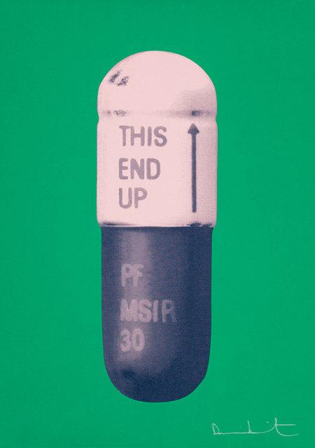 Damien Hirst, 'The Cure - Emerald Green/Powder Pink/Victorian Purple', 2014, Rhodes