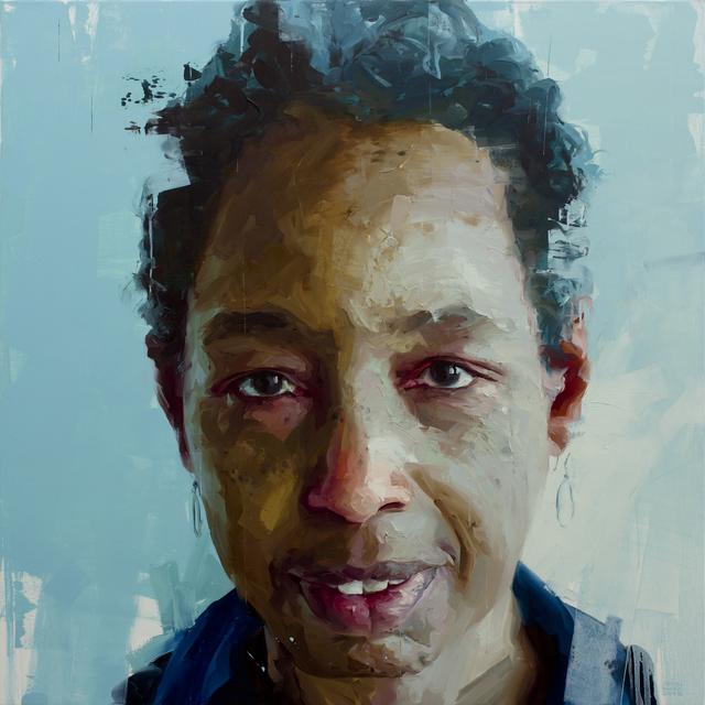 , 'Mapó Kinnord,' 2018, LeMieux Galleries