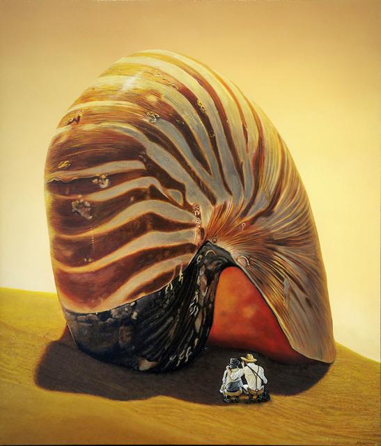 John Wassenaar, 'Discover the Nautilus...', ca. 2015, ArtBoutique