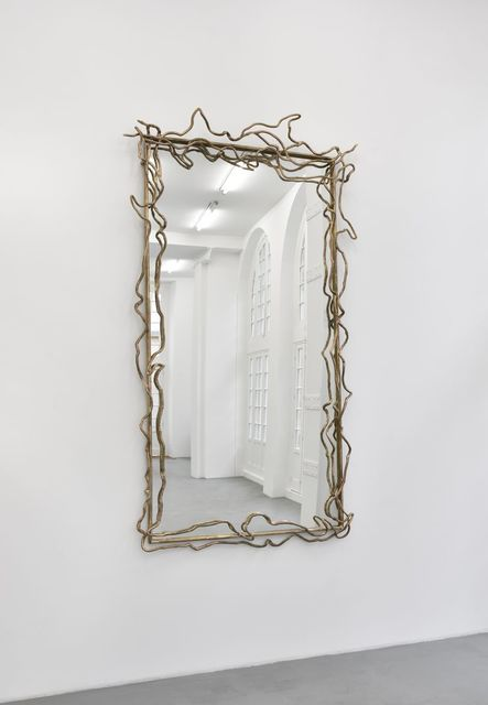 , 'Miroir Branche,' 2015, Galerie Mitterrand