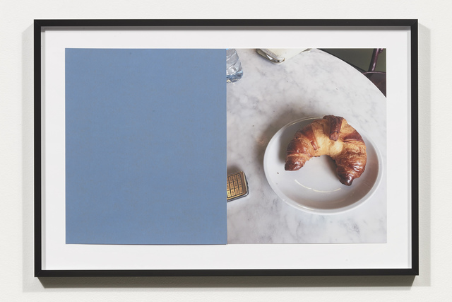 , 'Croissants & Architecture #19,' 2016, Jessica Silverman Gallery