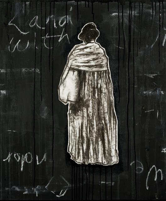 , 'Turn your back on history 1,' 2017, Kalashnikovv Gallery