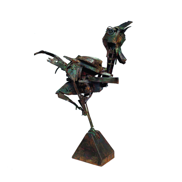 , 'Cock Crow,' 2013, al markhiya gallery