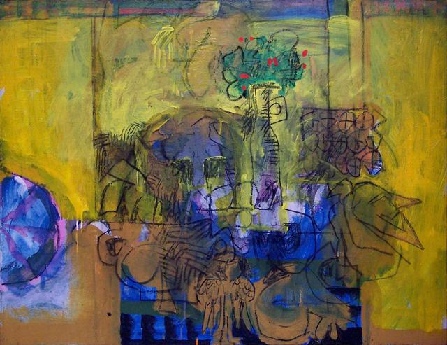 , 'Yellow Concern,' 1999, Denise Bibro Fine Art