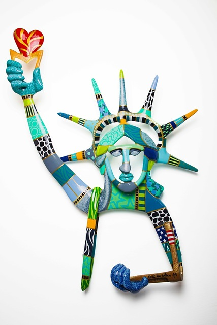 , 'Statue of Liberty,' 2017, Eden Fine Art