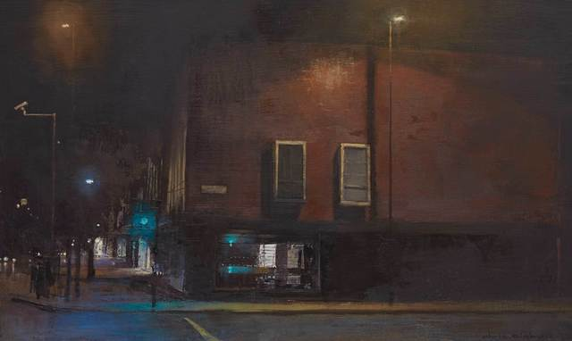 , 'All the Lights, Green,' 2017, Mall Galleries