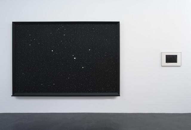 , 'Dust (Thomas Ruff : 15h 24m-25°),' 2017, Galerie Nathalie Obadia