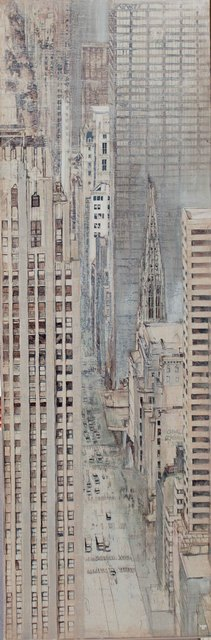 , 'Fifth Ave from The Top at Noon,' , Hugo Galerie