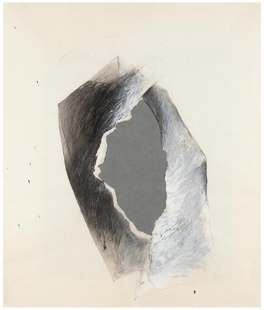 , 'Untitled (Tripod series),' 1975, galerie frank elbaz