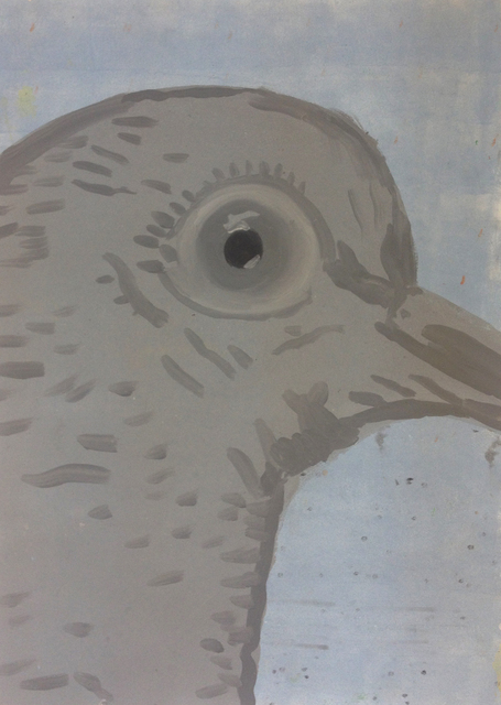 , 'Pigeon ,' 2016, New Art Projects