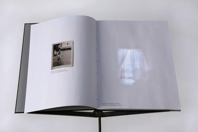 ", 'Repetiton - Book  ""Hotel Continental Saigon"",' 2014, MA2Gallery"
