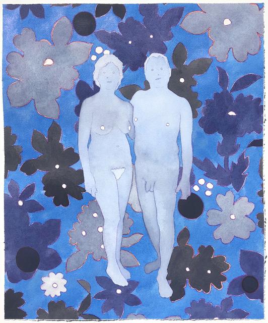 , 'Garden at night,' 2018, Russo Lee Gallery