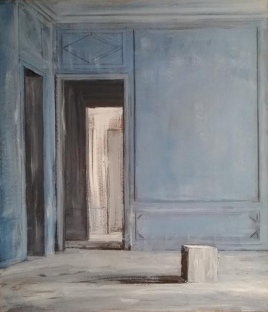 , 'White Cube,' 2018, Octavia Art Gallery
