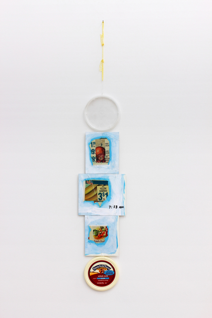 B. Wurtz, 'Untitled (vertical food collage #8)', 2006, Independent Curators International (ICI) Benefit Auction