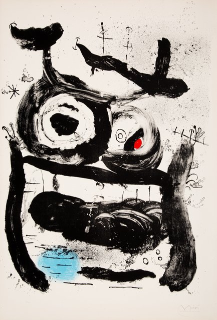 Joan Miró, 'The Empress', 1964, Heritage Auctions