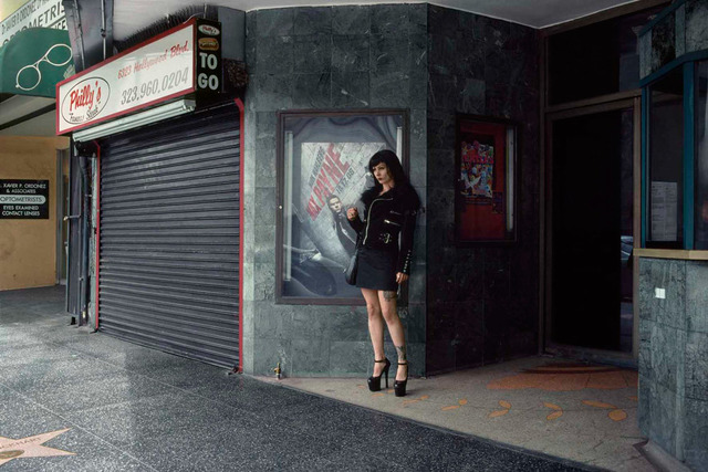 Lise Sarfati, 'Dana, 6323 Hollywood Blvd. From the series On Hollywood', 2010, Photography, C-print mounted to dibond, ROSEGALLERY