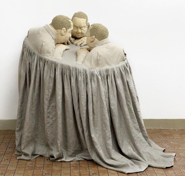 , 'Time to Make Plans (现在该拿出方案了),' 2012, ShanghART