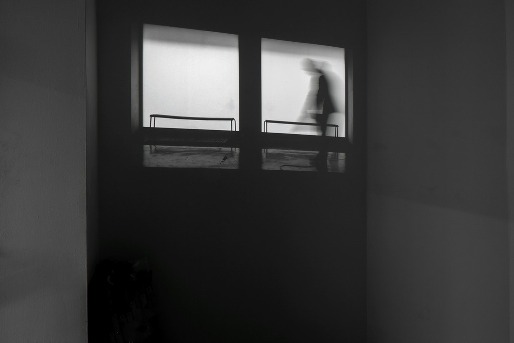 exhibition #4: Luigi Archetti (Zurich), video Apodemica III (2017)