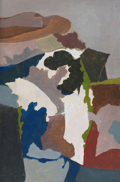 , 'Without a title,' 1997, Gallery Fine Art Moscow