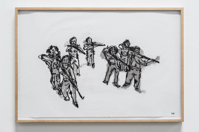 , 'Army of Women in Training,' 2014, Rosamund Felsen Gallery