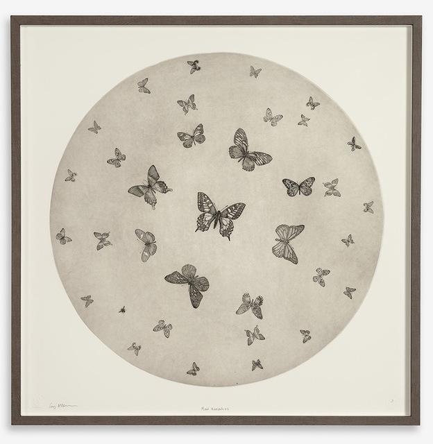 , 'Moon Butterflies,' 2019, Capital Culture Gallery