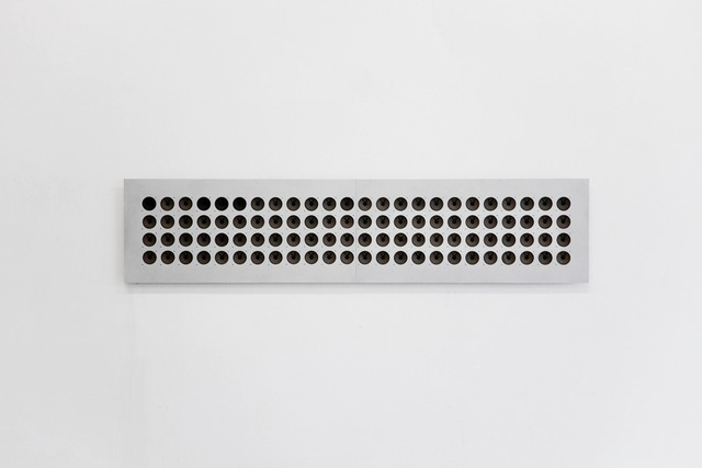 Tristan Perich, 'Interval Study #3: 96 divisions of the perfect 13th from E3 to B4', 2010, bitforms gallery