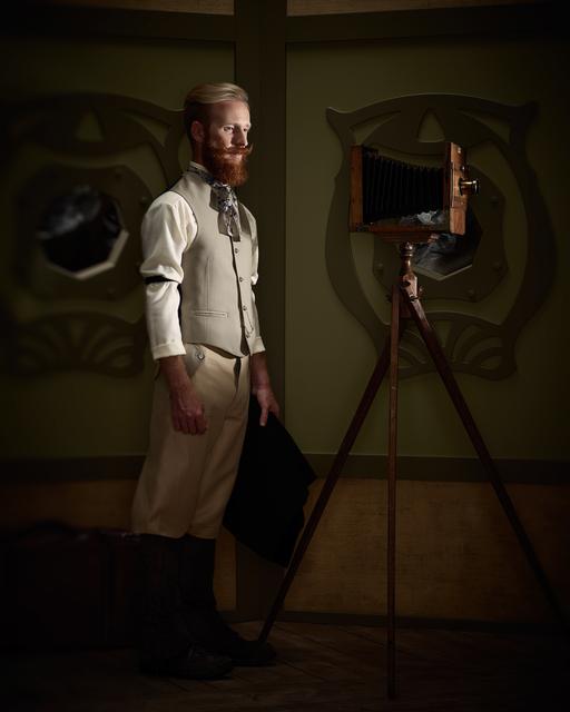 , 'Le Photographe,' 2014, CAMERA WORK