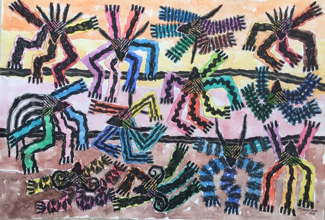 , 'Dança da corda,' 2015, Galeria 111