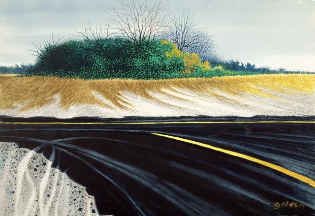, 'Turn Left or Right ,' 1978, Mac-Gryder Gallery