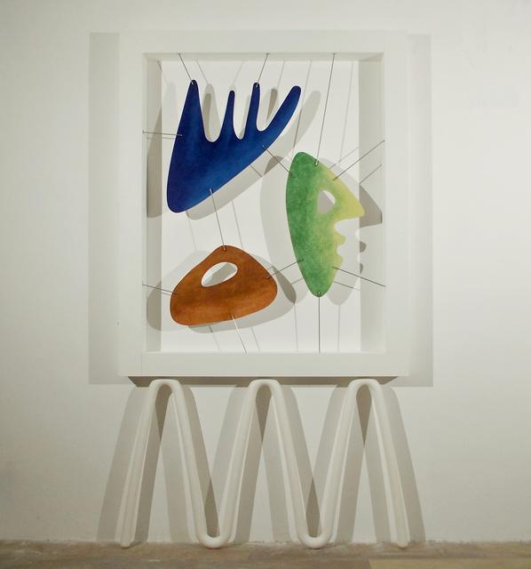 , 'Quadri di Luce QUATTRO,' 2012, Galleria Rossella Colombari
