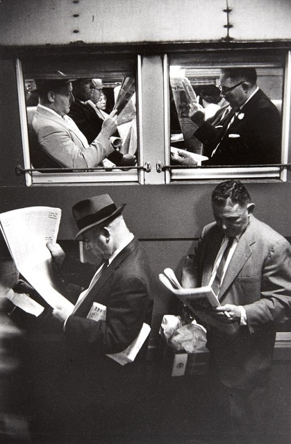 Louis Stettner, 'Penn Station', circa 1956, Doyle